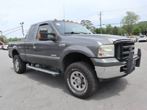 2006 Ford F-350 Super Duty for sale at Viles Automotive in Knoxville TN