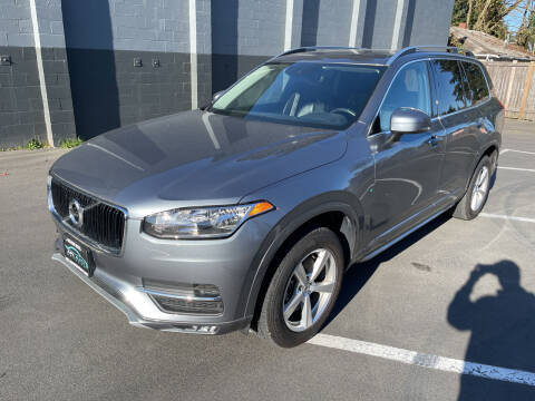 2016 Volvo XC90 for sale at APX Auto Brokers in Lynnwood WA