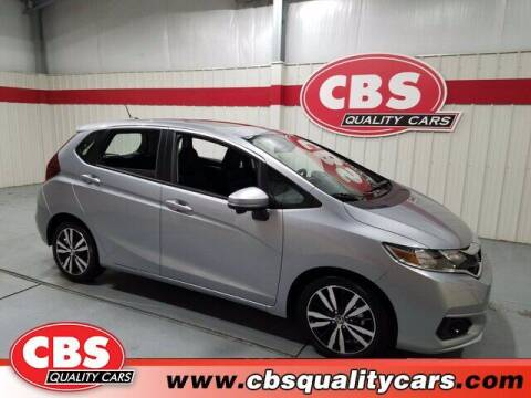 2019 Honda Fit for sale at CBS Quality Cars in Durham NC