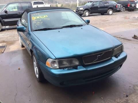 2000 Volvo C70 for sale at Troys Auto Sales in Dornsife PA