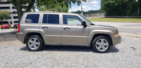 2007 Jeep Patriot for sale at On The Road Again Auto Sales in Doraville GA