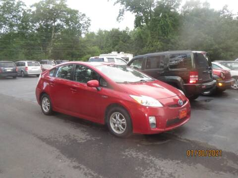 2011 Toyota Prius for sale at D & F Classics in Eliot ME