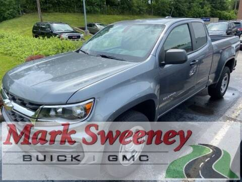 2021 Chevrolet Colorado for sale at Mark Sweeney Buick GMC in Cincinnati OH