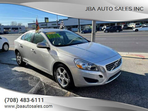 2012 Volvo S60 for sale at JBA Auto Sales Inc in Stone Park IL