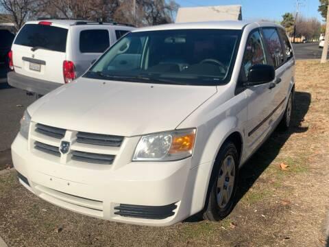 2008 Dodge Grand Caravan for sale at River City Auto Sales Inc in West Sacramento CA