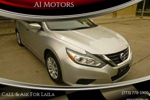2017 Nissan Altima for sale at A1 Motors Inc in Chicago IL