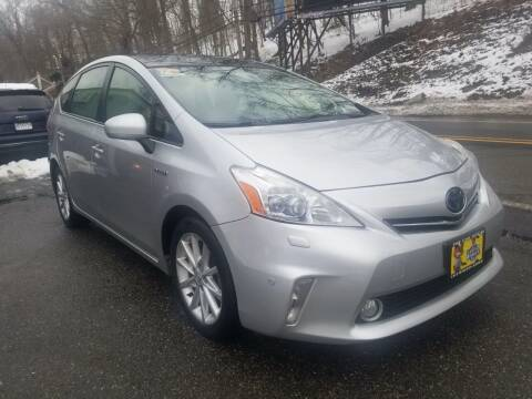 2012 Toyota Prius v for sale at Bloomingdale Auto Group - The Car House in Butler NJ