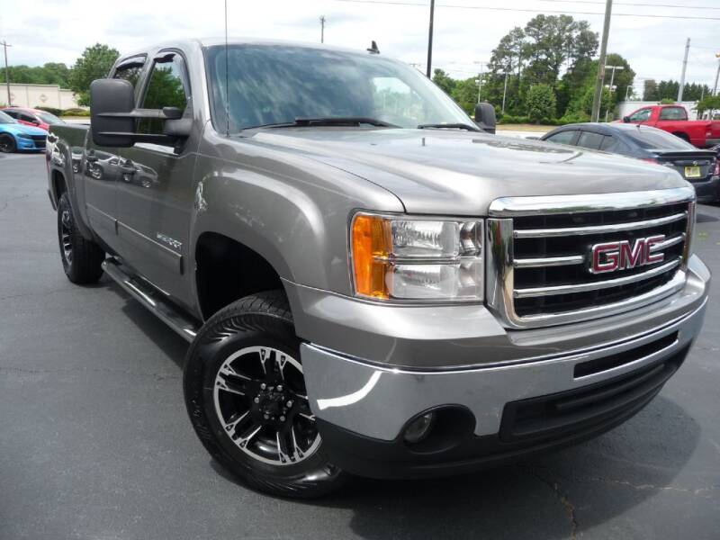 2013 GMC Sierra 1500 for sale at Wade Hampton Auto Mart in Greer SC