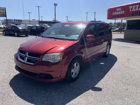 2011 Dodge Grand Caravan for sale at Texas Drive LLC in Garland TX