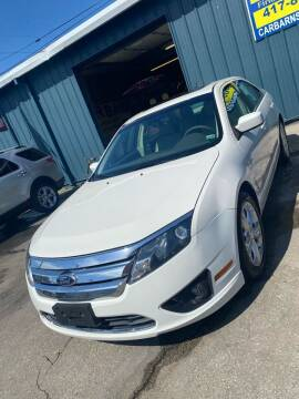 2012 Ford Fusion for sale at Car Barn of Springfield in Springfield MO