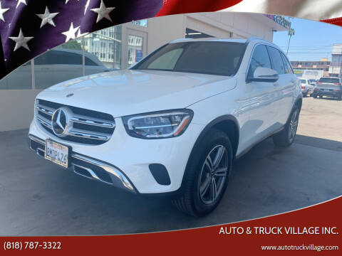 2020 Mercedes-Benz GLC for sale at Auto & Truck Village Inc. in Van Nuys CA