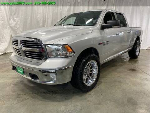 2015 RAM Ram Pickup 1500 for sale at Green Light Auto Sales LLC in Bethany CT