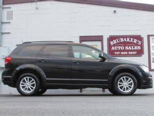 2015 Dodge Journey for sale at Brubakers Auto Sales in Myerstown PA