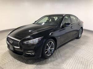 2017 Infiniti Q50 for sale at Cj king of car loans/JJ's Best Auto Sales in Troy MI