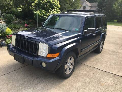 2006 Jeep Commander for sale at Payless Auto Sales LLC in Cleveland OH
