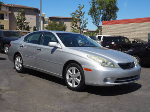 2006 Lexus ES 330 for sale at Corona Auto Wholesale in Corona CA
