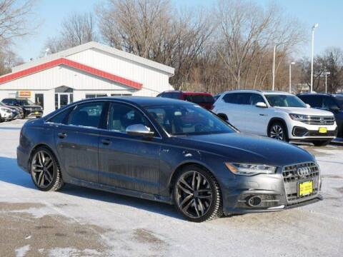 2016 Audi S6 for sale at Park Place Motor Cars in Rochester MN