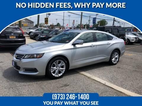 2014 Chevrolet Impala for sale at Route 46 Auto Sales Inc in Lodi NJ