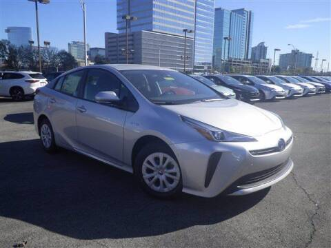 2021 Toyota Prius for sale at BEAMAN TOYOTA GMC BUICK in Nashville TN