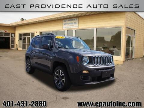 2016 Jeep Renegade for sale at East Providence Auto Sales in East Providence RI