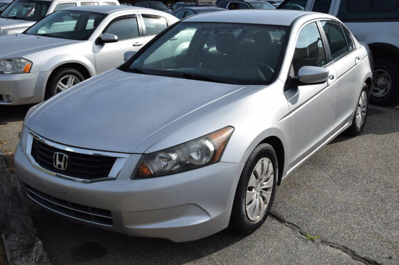 2010 Honda Accord for sale at Portsmouth Auto Sales & Repair in Portsmouth RI