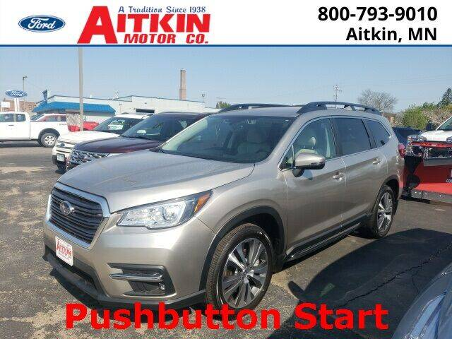 2019 Subaru Ascent for sale in Aitkin, MN