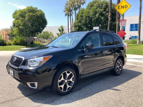 2014 Subaru Forester for sale at Trade In Auto Sales in Van Nuys CA