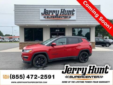 2020 Jeep Compass for sale at Jerry Hunt Supercenter in Lexington NC
