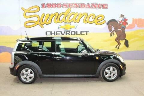 2011 MINI Cooper Clubman for sale at Sundance Chevrolet in Grand Ledge MI