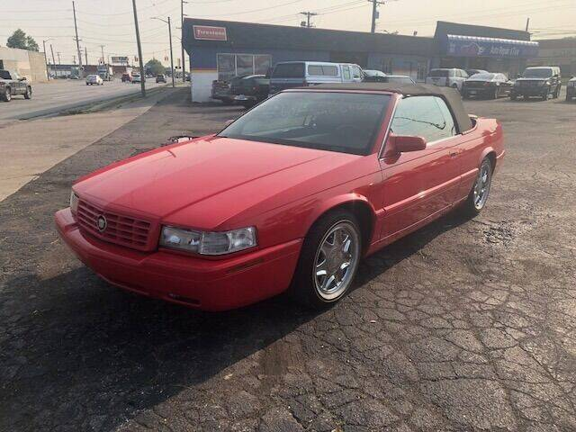 2002 Cadillac Eldorado for sale at Ode Auto Sales in Warren MI