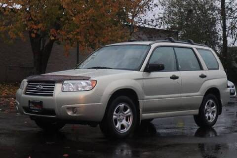 2007 Subaru Forester for sale at Beaverton Auto Wholesale LLC in Aloha OR