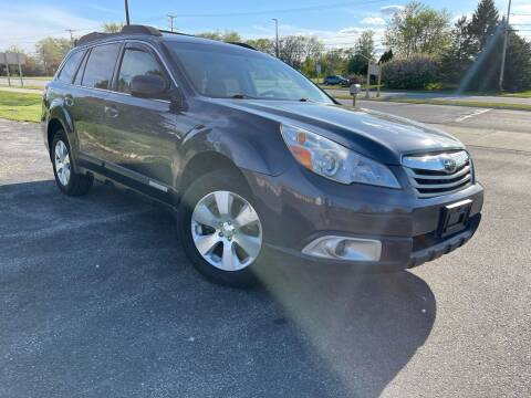 2012 Subaru Outback for sale at Wyss Auto in Oak Creek WI