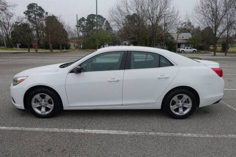 2015 Chevrolet Malibu for sale at Womack Auto Sales in Statesboro GA