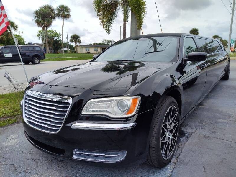 2012 Chrysler 300 for sale at Celebrity Auto Sales in Port Saint Lucie FL