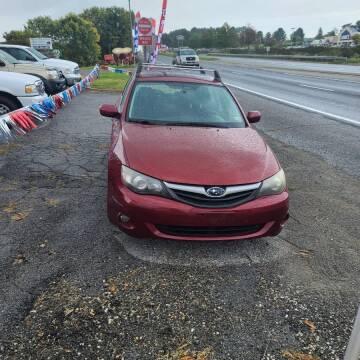 2010 Subaru Impreza for sale at Guarantee Auto Galax in Galax VA