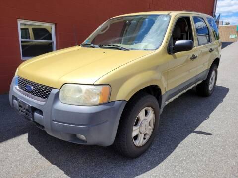2003 Ford Escape for sale at J & T Auto Sales in Warwick RI
