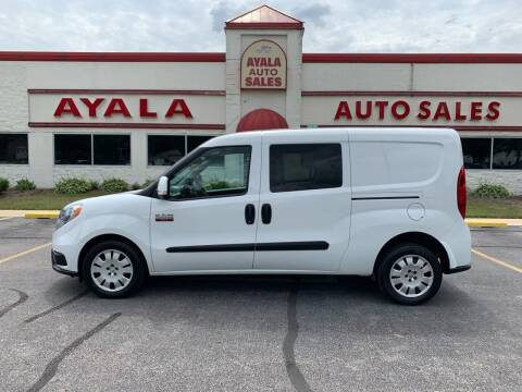 2017 RAM ProMaster City Cargo for sale at Ayala Auto Sales in Aurora IL