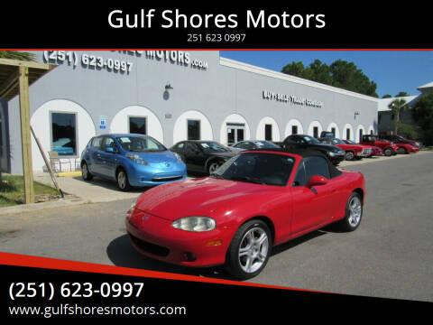 2005 Mazda MX-5 Miata for sale at Gulf Shores Motors in Gulf Shores AL