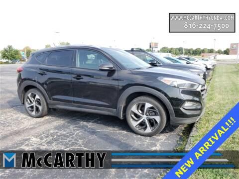 2016 Hyundai Tucson for sale at Mr. KC Cars - McCarthy Hyundai in Blue Springs MO