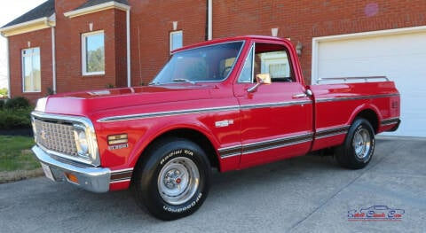 1972 Chevrolet C/K 10 Series for sale at SelectClassicCars.com in Hiram GA