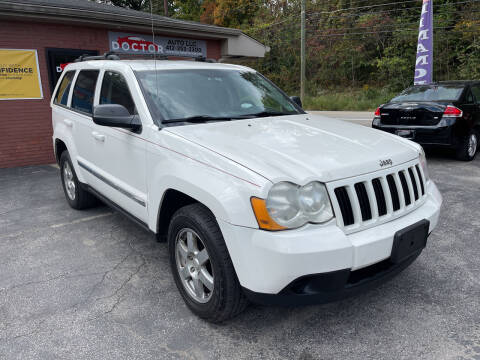 2010 Jeep Grand Cherokee for sale at Doctor Auto in Cecil PA