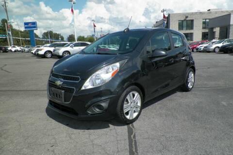 2015 Chevrolet Spark for sale at Paniagua Auto Mall in Dalton GA