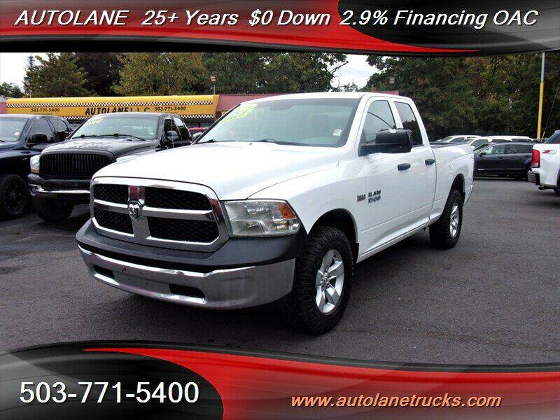 2014 RAM Ram Pickup 1500 for sale at Auto Lane in Portland OR