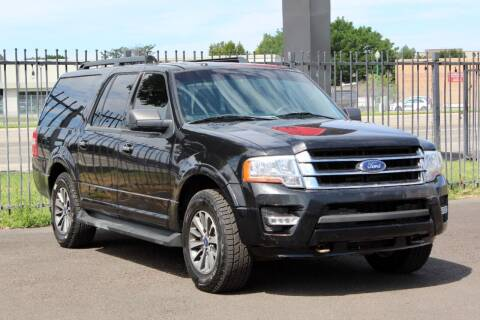 2015 Ford Expedition EL for sale at Avanesyan Motors in Orem UT