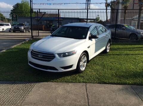 2016 Ford Taurus for sale at Car City Autoplex in Metairie LA