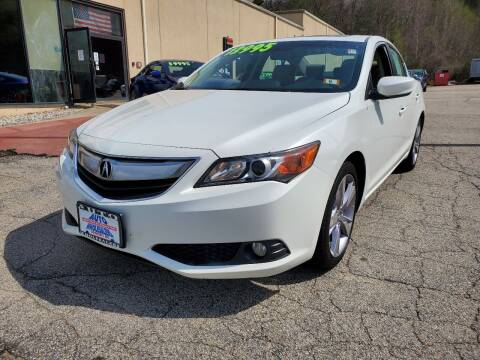 2014 Acura ILX for sale at Auto Wholesalers Of Hooksett in Hooksett NH