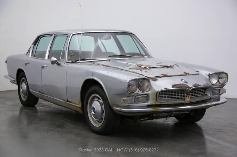 1968 Maserati Quattroporte for sale in Los Angeles, CA