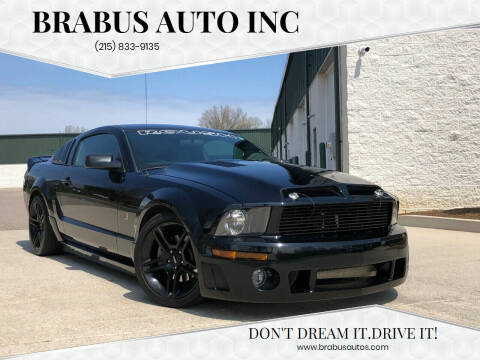 2006 Ford Mustang for sale at Car Time in Philadelphia PA