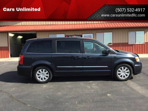 2014 Chrysler Town and Country for sale at Cars Unlimited in Marshall MN