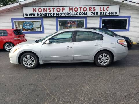 2010 Nissan Altima for sale at Nonstop Motors in Indianapolis IN
